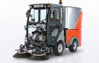 Hako Citymaster 600, la limpiadora multifunción.