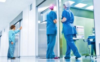 Estudio señala que los desinfectantes no eliminan bacterias en hospitales.