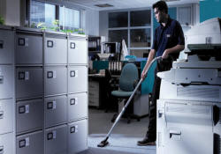 El 40% del mercado de la limpieza en España se concentra en 17 empresas