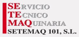 SETEMAQ permite a sus clientes el seguimiento online de sus reparaciones.