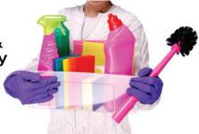 Como saber si un producto de limpieza es ecológico