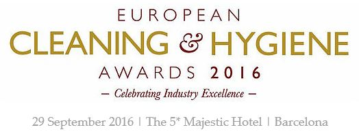 Finalistas en los premios Europeos de Higiene y Limpieza.
