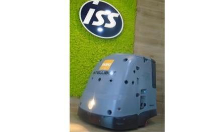La empresa ISS Iberia acaba de incorporar la primera fregadora robotizada totalmente autónoma