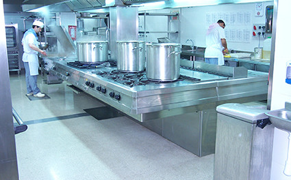 BHYCO «El brillante de la Higiene», pone en marcha un sistema de franquicias que certifica la higiene en las cocinas.