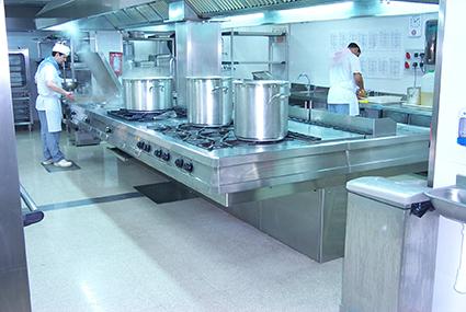 """BHYCO """"El brillante de la Higiene"""", pone en marcha un sistema de franquicias que certifica la higiene en las cocinas."""