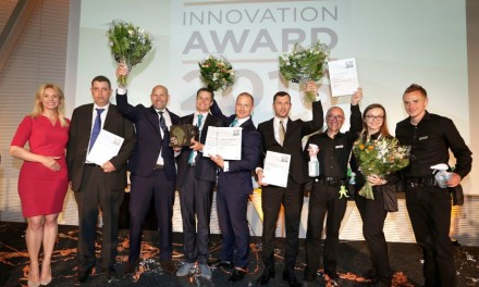 Sealed Air Diversey Care ganador del premio a la innovación ISSA Interclean 2016 con Suma Revoflow