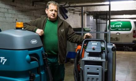 Entrevista a Idelfonso Sánchez de Neteges Tot Net sobre la importancia de la formación en el sector de la limpieza