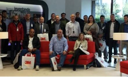 3M presentó en el Cleaning Institute las excelencias de sus productos de limpieza