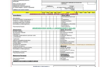 Project Informática lanza una APP para realizar inspecciones de limpieza.