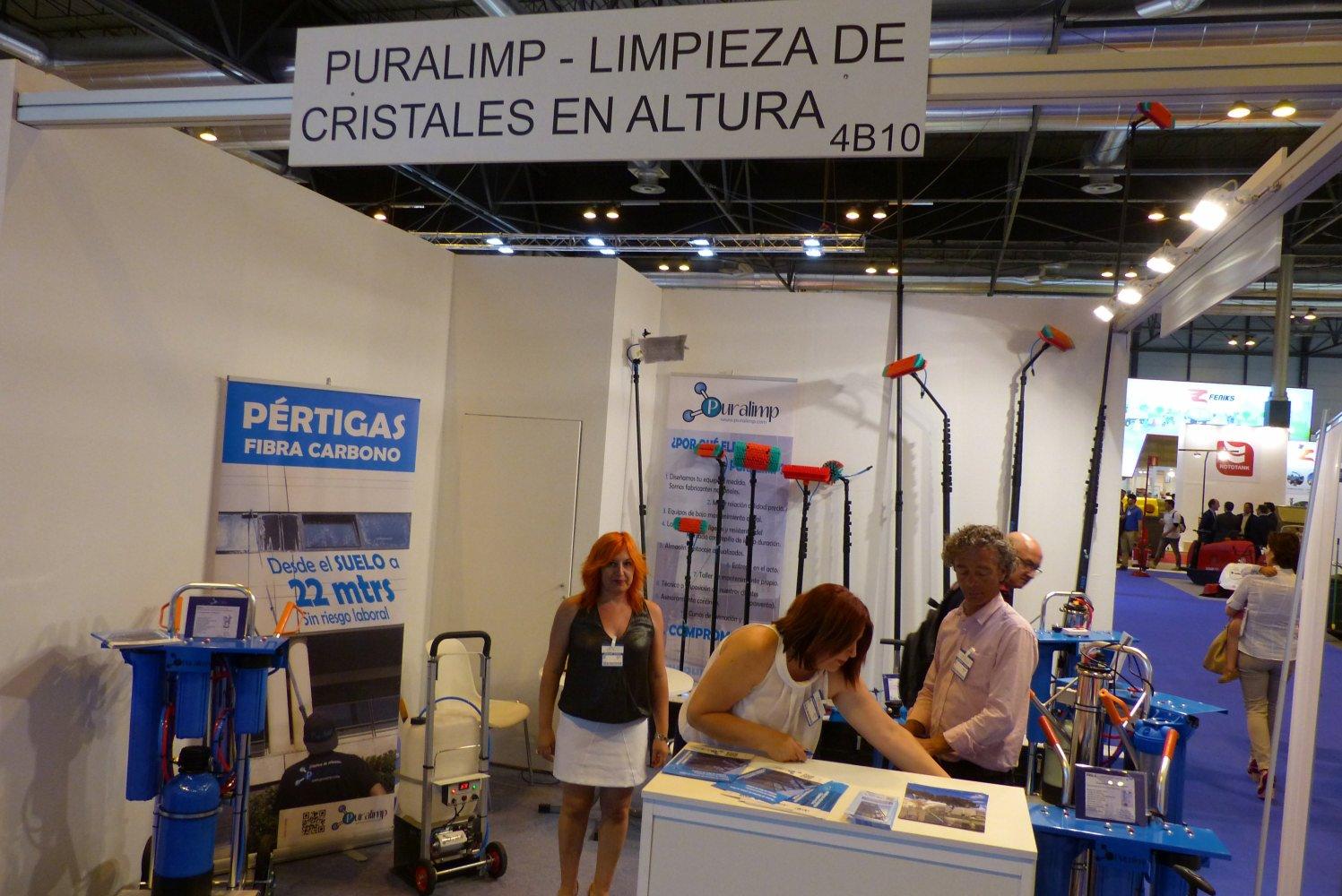 Puralimp estuvo en ESCLEAN 2016