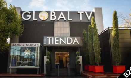 DEMAY EMPRESA DE LIMPIEZA DE LA TIENDA GLOBAL TV DE MAJADAHONDA