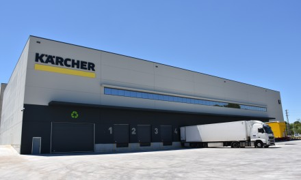 Karcher: nuevo centro logístico