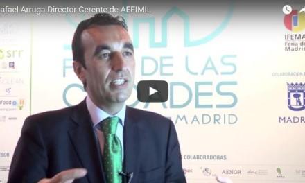Video: Rafael Arruga entrevistado en ESCLEAN 2016
