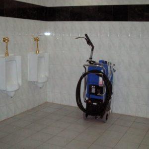 Video documento: Limpiar los lavabos en menos tiempo