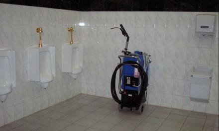 Limpiar los lavabos en menos tiempo