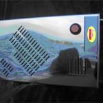 Equipo para la desodorización mediante Ozono