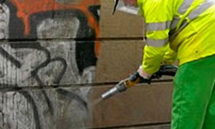 Barcelona licita el servicio de limpieza de graffitis por cerca de 12 millones por 3 años