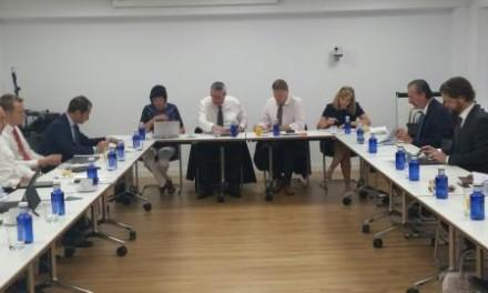 La sede de ASPEL acogió la reunión de la junta directiva de la FENI