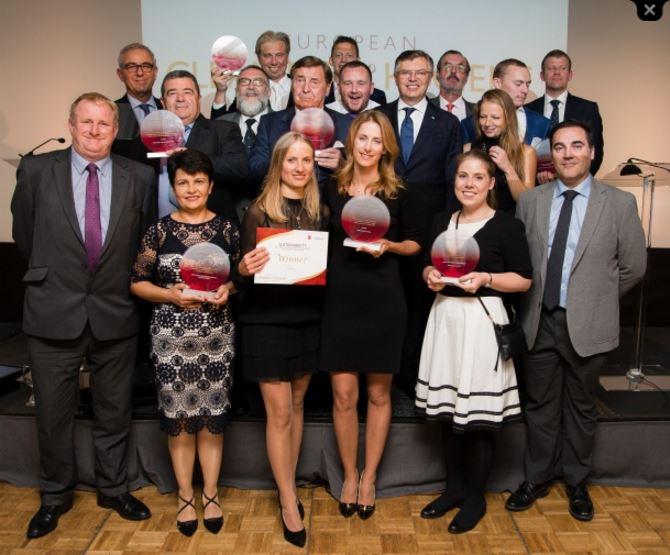 Ganadores de los Premios Europeos de la Limpieza