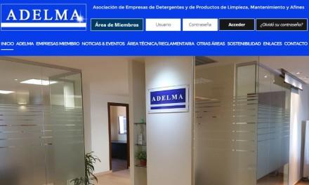 Nueva página web de ADELMA