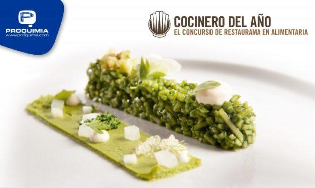 Proquimia, patrocinador principal del Concurso Cocinero del Año