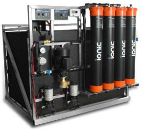 Sistema osmosis inversa