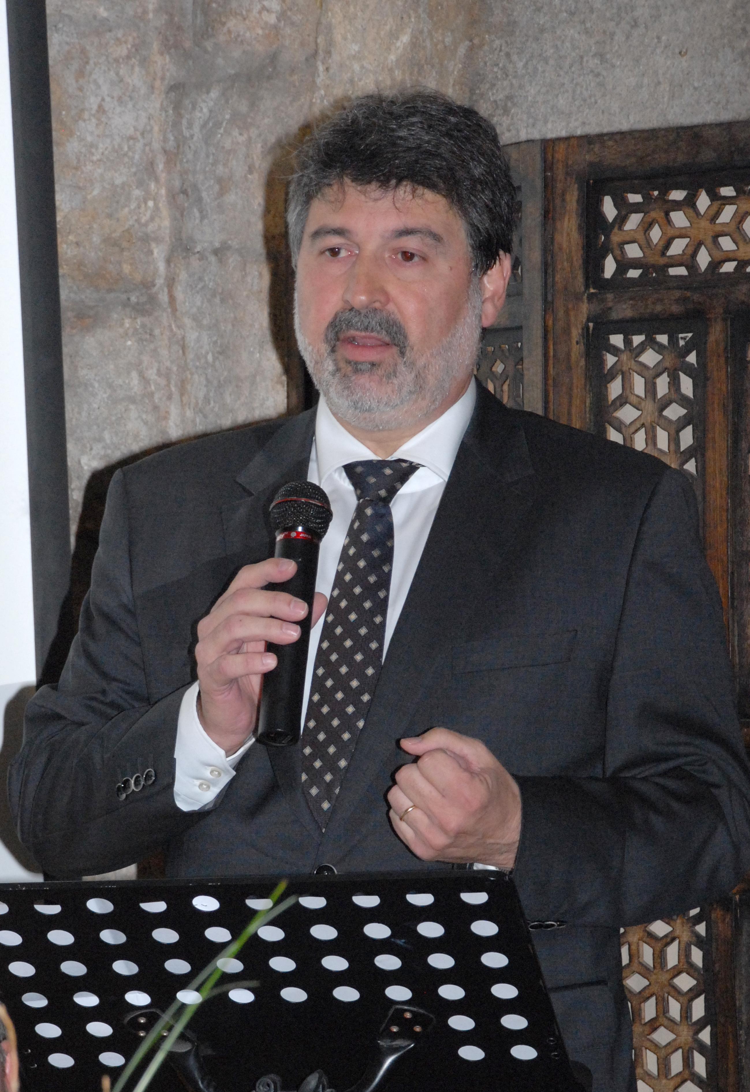 Josep Tres President d'Ascen