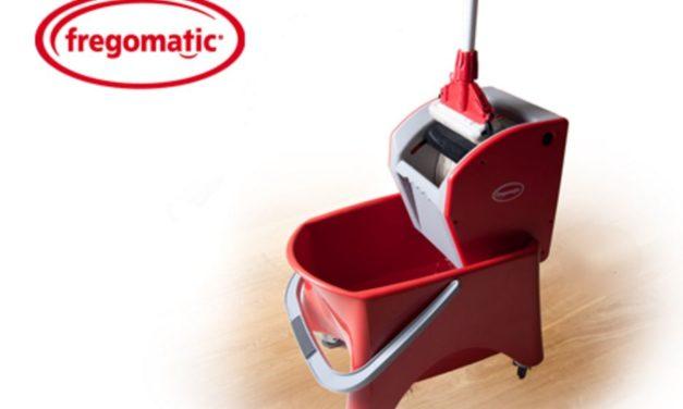 Fregomatic, ganadora del premio Tomorrow's Cleaning Award 2017