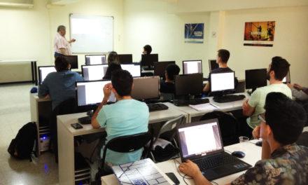 Homologación del aula 3 del centro de formación de ASCEN