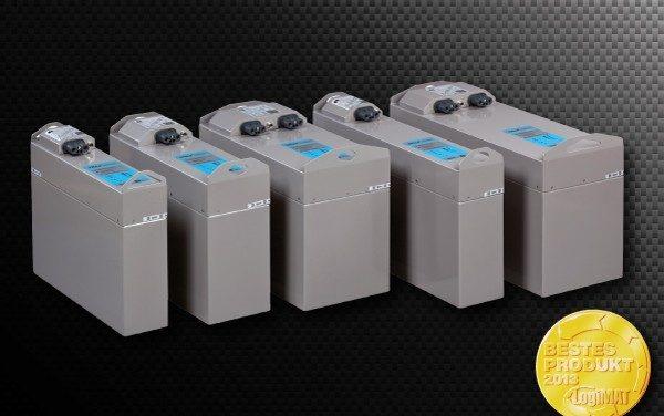 Baterías de Litio en el sector de la limpieza.