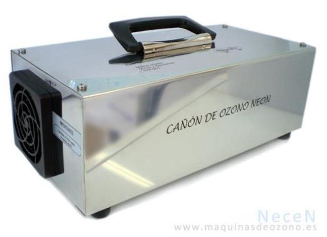 Servicios de alquiler de generadores de Ozono