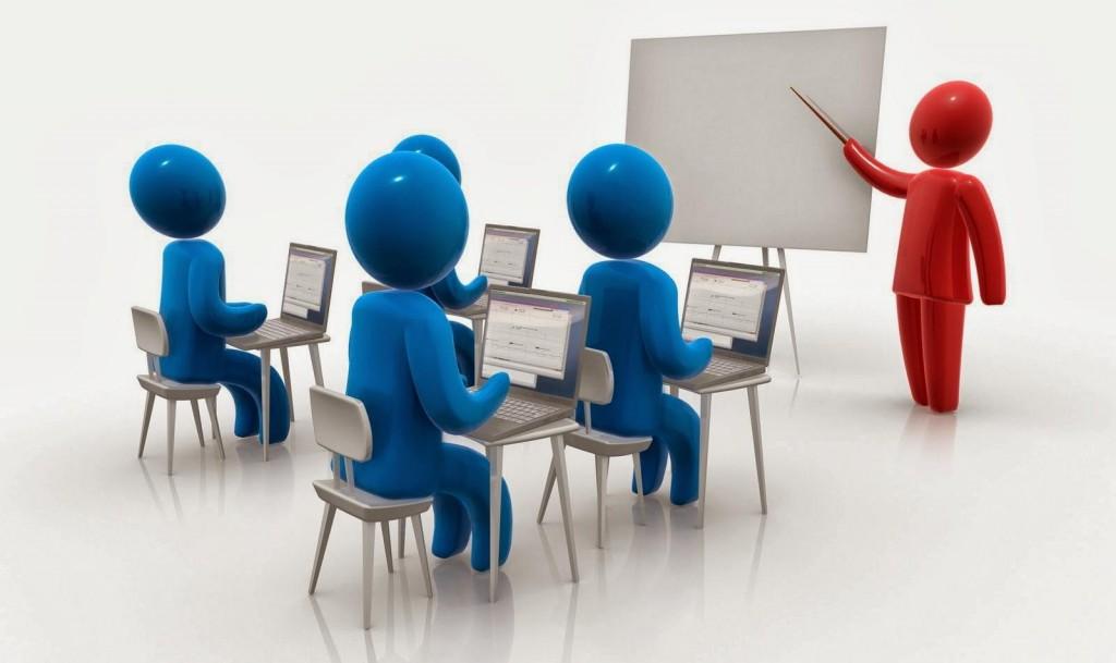 material didáctico, cursos de formación