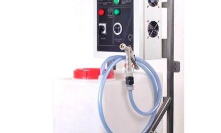 Utilizar agua ionizada para limpiar