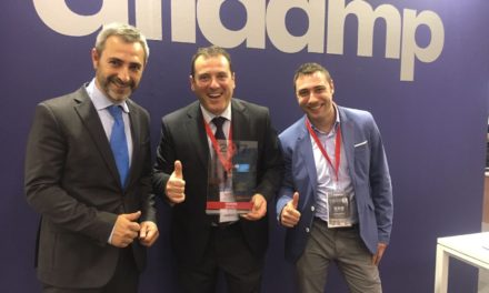 Multibot de Teinnova finalista premios innovación Pulire 2017