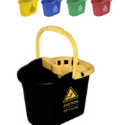Cubo caution de colores