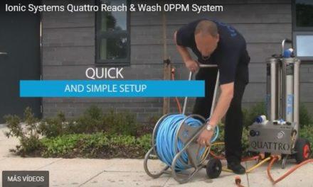 Nuevo video del del sitema Qattro de Ionic Systems