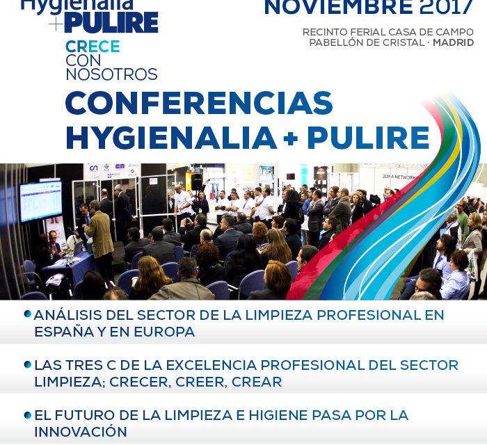 Conferencias Hygienalia+Pulire 2017