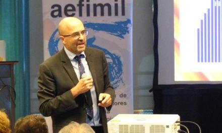 """Aefimil celebró su VIII """"Jornada Aefimil"""" en Ifema"""