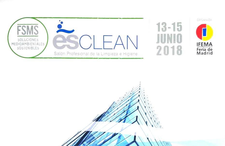 ESclean se celebrará del 13 al 15 de Junio en Ifema