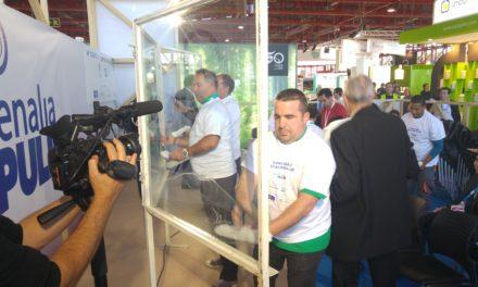 Hygienalia 2017 Concurso de limpieza de cristales
