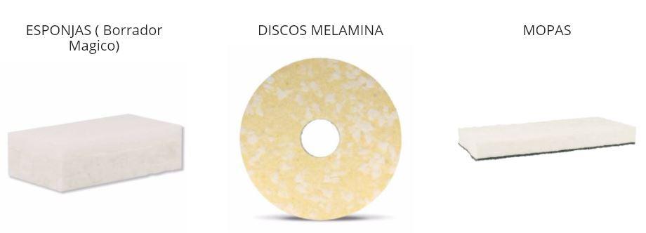 Hygienalia + Pulire 2017. Novedad: discos de melamina de Bonastre System