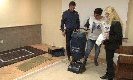 Limpieza de alfombras y moquetas con Host