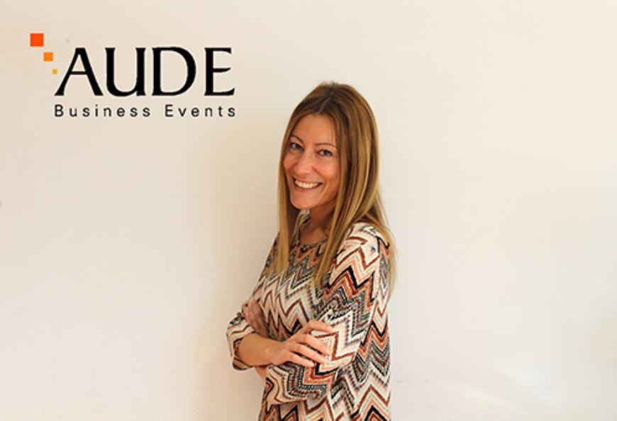 Esther Cano, nombrada Directora General de Aude Business Events