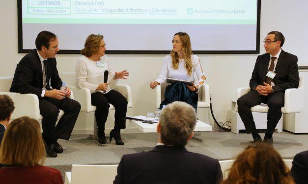 Cleanity y FIAB ratifican su compromiso para continuar trabajando en pro de la seguridad alimentaria y la sostenibilidad