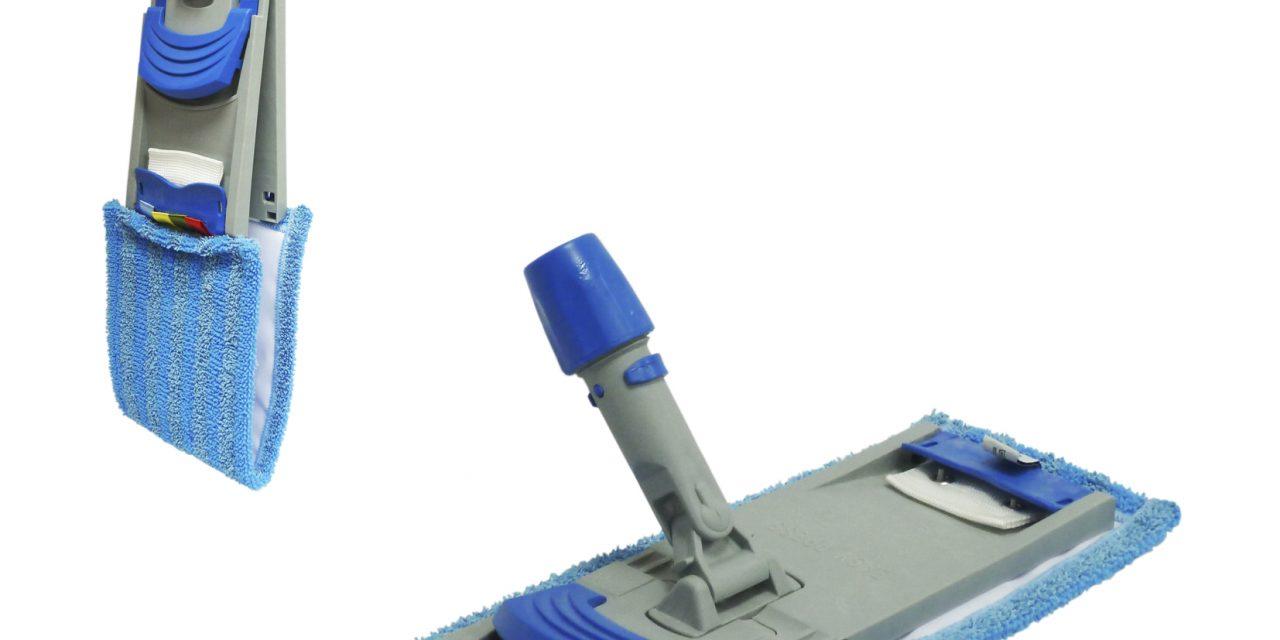 Hilados Biete mejora el sistema de fregado en plano DURAWET PRO