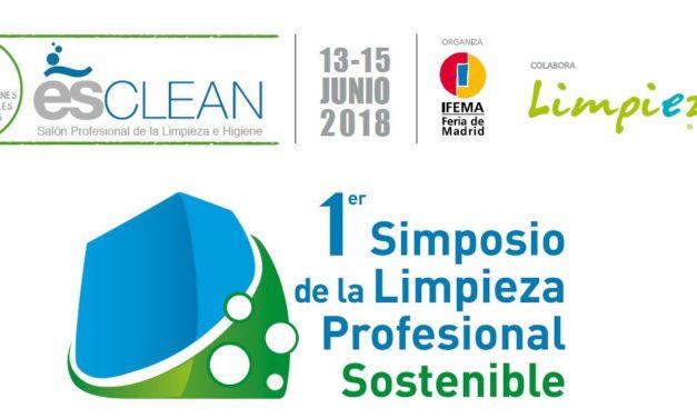 Programa del I Simposio de la Limpieza Profesional Sostenible
