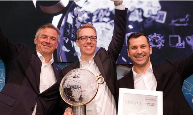 Karcher gana el premio Amsterdam a la innovacion 2018