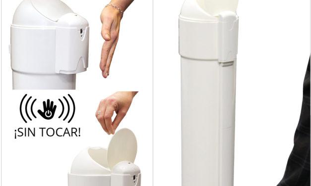 Nuevos contenedores de higiene femenina SaniBio de Hygolet