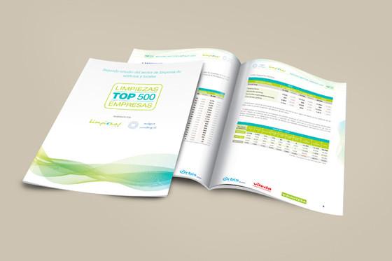 II Estudio Sectorial Limpiezas TOP 500 Empresas