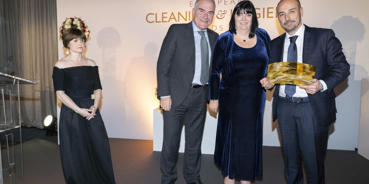 ILUNION Facility Services logra el 'Workforce – Commitment to Diversity' de los premios europeos de limpieza